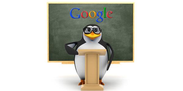 google-pingouin-arme-contre-sur-optimisation